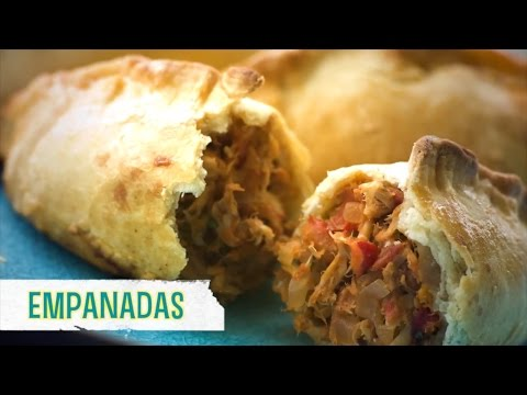 "Food and Football Fever ARGENTINA ""Empanadas"" with Chef Jonathan Collins"
