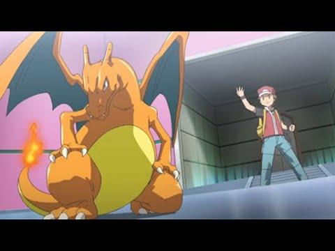 Pokemon AMV - Red & Blue vs Kanto Elite 4 / Red vs Blue