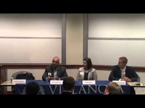 """Careers in Corporate Finance & Corporate Accounting Panel"""