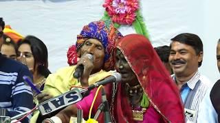 """जियो घणावर """" माण्ड लोक गायिका गँवरीदेवी राव भजन श्री बायोसा माताजी मंदिर गोदावास"""