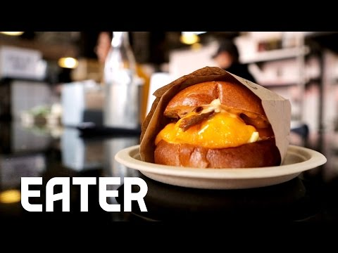 Eggslut Makes the Ultimate Breakfast Sandwich - Consumed Ep. 15