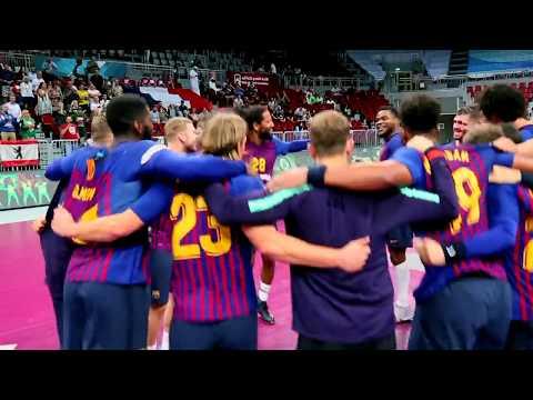 Barca Lassa claim fourth IHF Super Globe trophy | Füchse Berlin 24:29 Barca Lassa