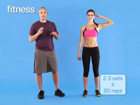 Harley's Express Workout - Fitness March 2012.mov