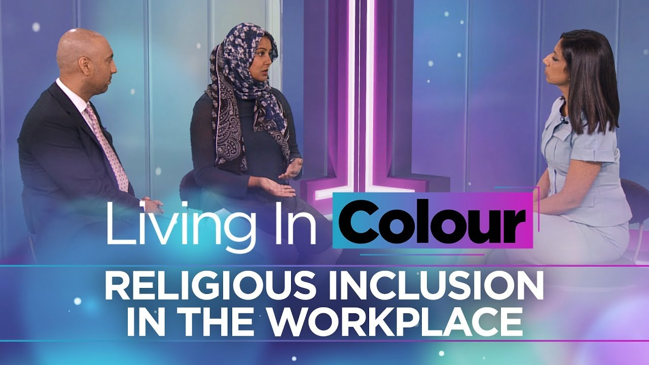 Religious inclusion in the workplace | Living In Colour