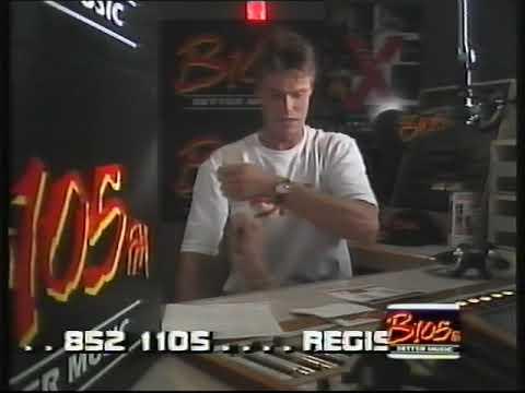 B105 - Top 20 Promo - 1991