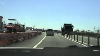 みやま市~大牟田市へ (有明海沿岸道路経由) 2012.10.13. ‐4