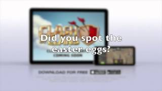 All the official clan wars commercial easter eggs in one place for clash of clans