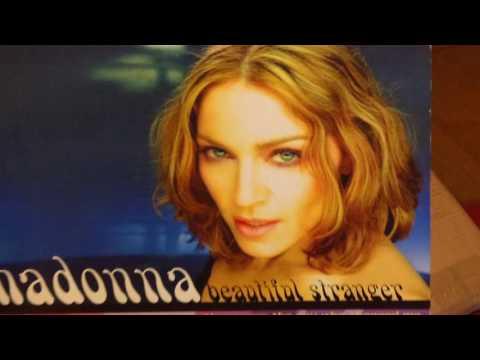 Unboxing  Madonna Beautiful Stranger vinyl