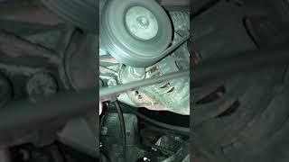 E60 ohne Klimakompressorriemen