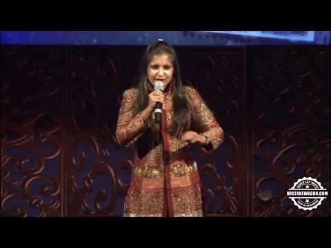 Aishwarya Majmudar | તારા વીના શ્યામ મણે - Tara Vina Shyam Mane | Radha | GCC - 2013