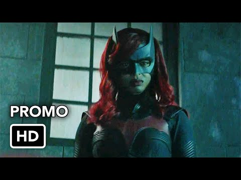 "Batwoman Season 2 ""New Girl"" Promo (HD) Javicia Leslie series"