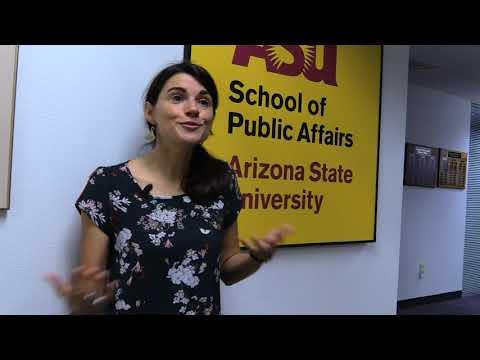 School of Public Affairs' Ph.D. Program