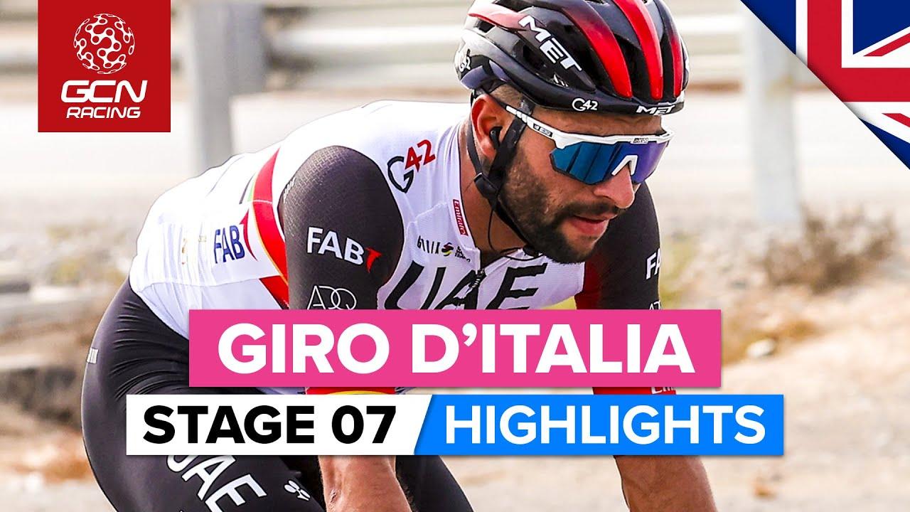 Giro d'Italia Stage 7 Highlights