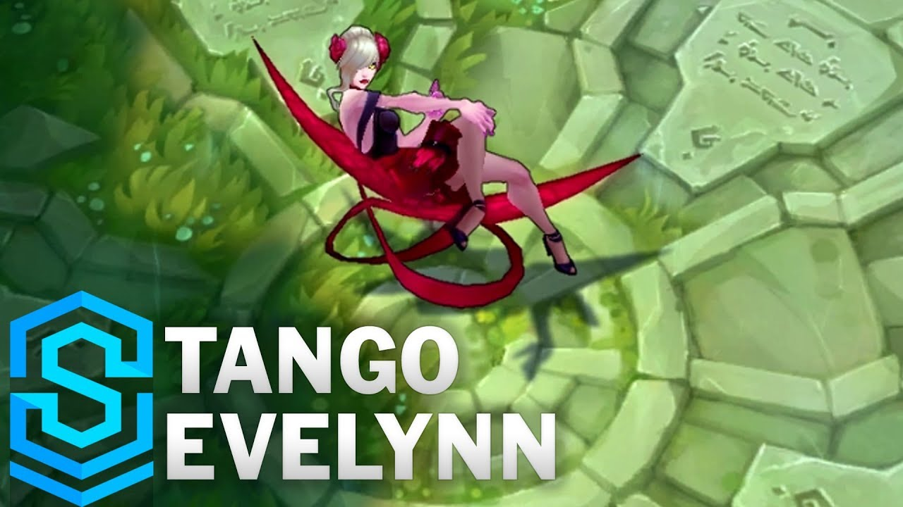 tango evelynn 2017 skin spotlight league of legends