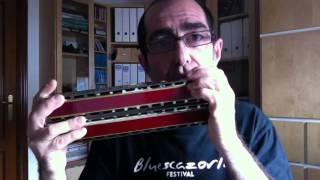 Bass Harmonica, Cocaine habit blues