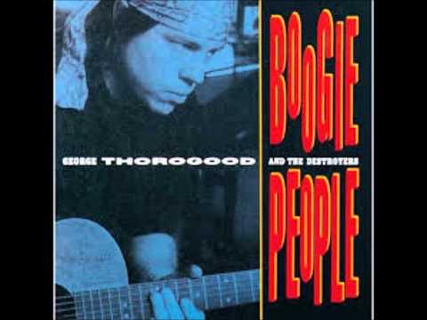 GEORGE THOROGOOD & THE DESTROYERS (U.S) - Hello Little Girl