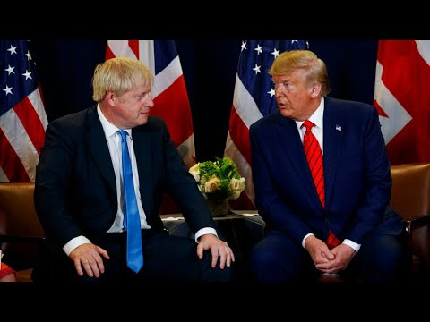 UK-US Trade Talks: London Starting New Round Of Talks With US For Possible Trade Deal