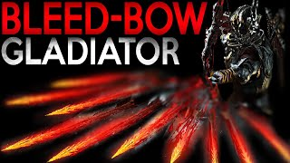 【Path of Exile 3.13 RDY】Bleed-Bow Gladİator –Build Guide– Explosive Chaining Clear, One Shot Bosses!