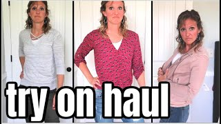 CLOTHING HAUL & TRY ON | STITCH FIX JUNE 2020 REVIEW
