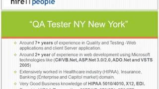 Software Testing Cover Letter Examples – Houriya Media
