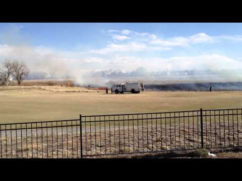 Green Valley Ranch Brush Fire