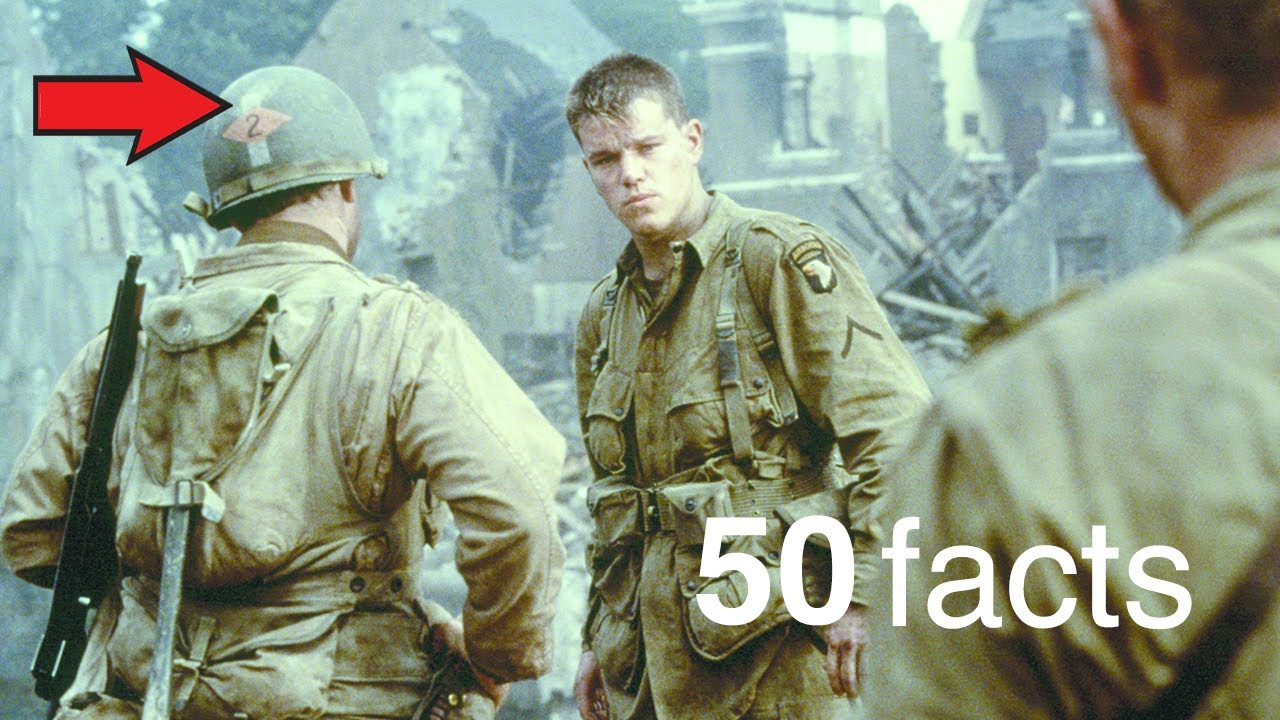 50 Facts You Didn't Know About Saving Private Ryan