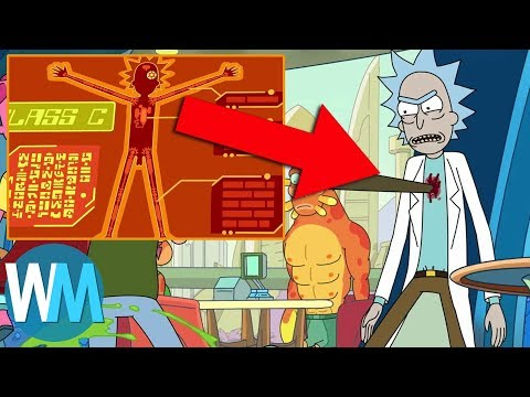 Top 3 Things You Missed in Season 3 Episode 5 of Rick and Morty