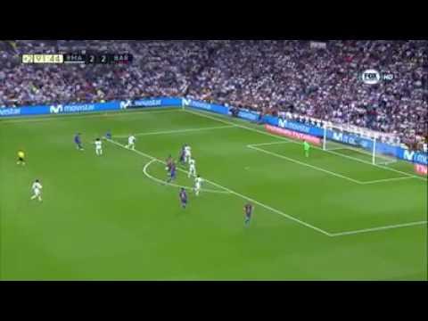 Lionel Messi scores and Fabio Capello goes wild(Real Madrid-Barcellona 2-3)