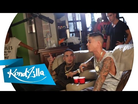 [MAKING OF] MC Lon - A Festa (KondZilla)