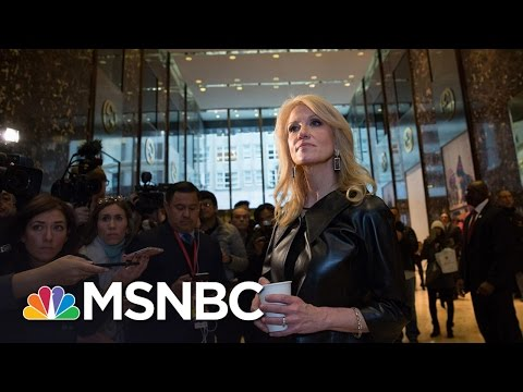 Donald Trump 'Furious' Over Kellyanne Conway Talk On Mitt Romney | Morning Joe | MSNBC