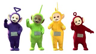 Learn Colors With The Teletubbies!