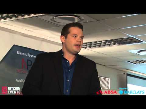 Blockchain & Bitcoin Africa Conference 2016 - Jared Tate