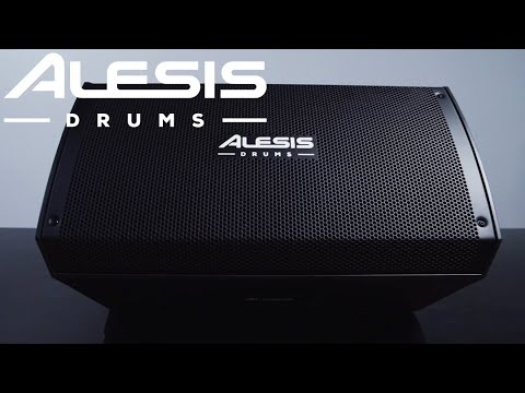 Introducing the Alesis Strike Amp 12
