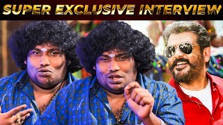 """I Am Thala Ajith's Die Hard Fan"" - Yogi Babu Opens Up 