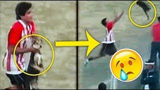 הרגעים הכי מגעילים בכדורגל העולמי!