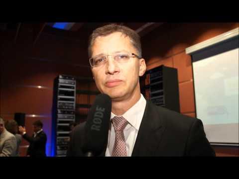 dr. Igor Lukšič na podelitvi nagrade Netko 2011