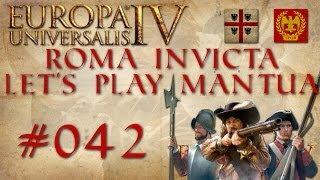 Let's Play Europa Universalis IV: Römisches Reich #042 [Deutsch HD Schwer] Frieden  Nope