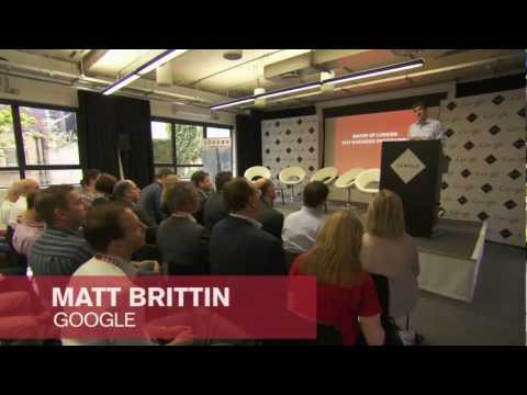 Interview with Matt Brittin, Google