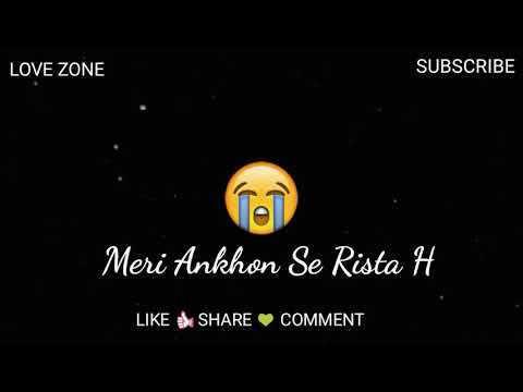 Mat Ja Re Sad WhatsApp status || Ankit Tiwari ||