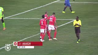 Football: CAF | Etoile du Sahel - Stade d'Abidjan - Résumé