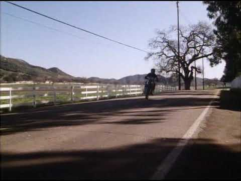 Street Hawk  -  Ending