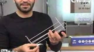 Magnetic Paper Towel Rack