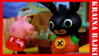 BAJKA BING vs PEPPA PIG ŚWINKA PEPPA | TAJEMNICZY KOKTAJL
