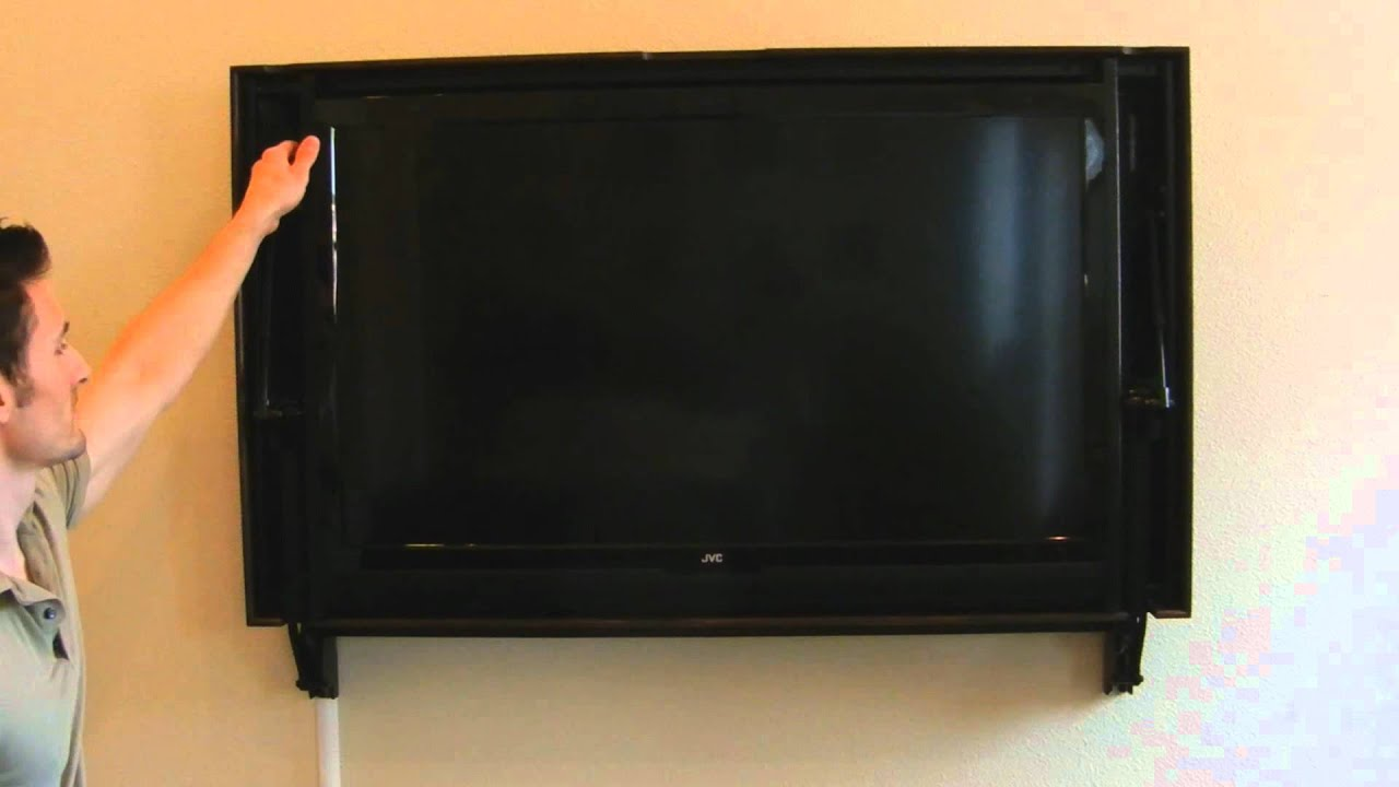 Vision Flip Around Tv Mount In Motion