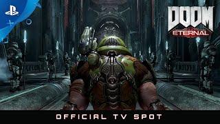 DOOM Eternal – Official TV Spot | PS4