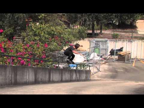 Richie Eisler - Vine St (Rollerblading)