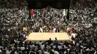 千代大海VS朝青龍