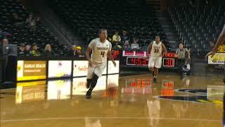 Shocker Women's Basketball vs. Memphis Highlights