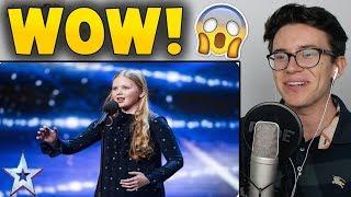 Beau Dermott is Amanda Holden's golden girl Britain's Got Talent 2016 REACTION