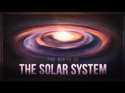 The Birth of the Solar System